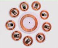 125 kHz Clear Disc RFID Tag