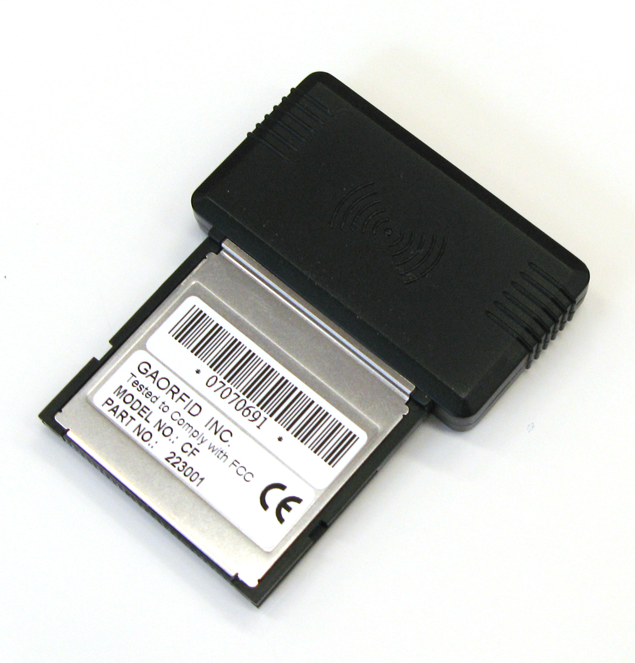 PDA CF Interface Reader