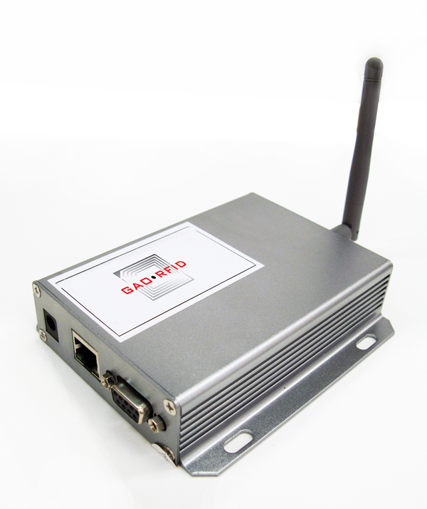 2.45 GHz. Gain Adjustable Active RFID Reader