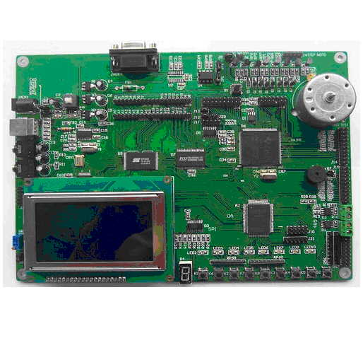 TI DSP Evaluation Board & Tool: 2812EVM-II Evaluation Board