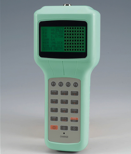 Portable CATV Signal Analyzer