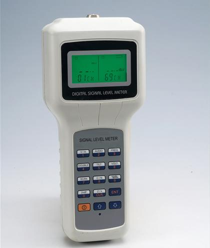 Handheld CATV Signal Level Meter