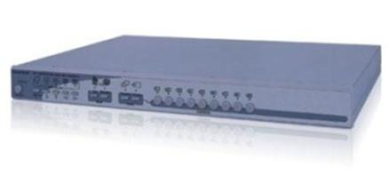 9 Channel Real Time Color Video Multiplexer