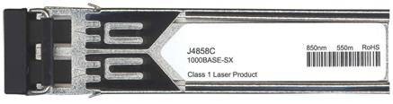 HP Compatible 1000Base-SX SFP Transceiver with DDM Function (J4858C)