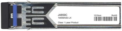 HP Compatible 1000Base-LX SFP Transceiver with DDM function (J4859C)
