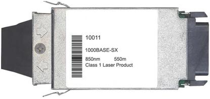 Extreme Compatible 1000Base-SX GBIC Optical Transceiver (10011)