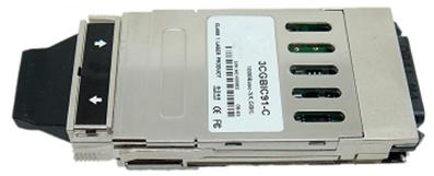 3Com Compatible 1000Base-SX GBIC Optical Transceiver (3CGBIC91)