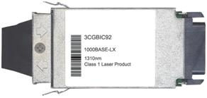 1000Base-LX 3Com Compatible GBIC Optical Transceiver (3CGBIC92)