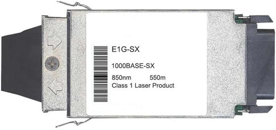 Foundry Compatible 1000Base-SX GBIC Optical Transceiver (E1G-SX)