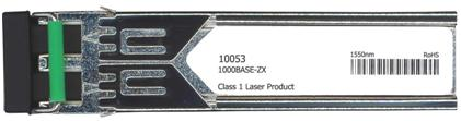 Extreme Compatible 1000Base-ZX SFP Transceiver (10053)