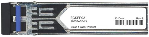 3Com Compatible 1000Base-LX SFP Transceiver (3CSFP92)