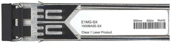 Foundry Compatible 1000Base-SX SFP Transceiver (E1MG-SX)