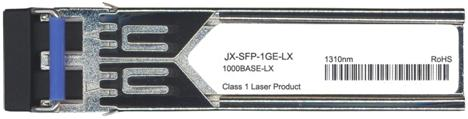 Juniper Compatible 1000Base-LX SFP Transceiver (JX-SFP-1GE-LX)