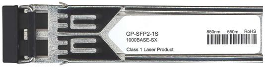 Force10 Compatible 1000Base-SX SFP Transceiver (GP-SFP2-1S)
