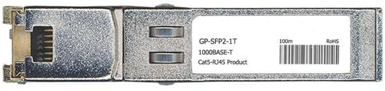 Force10 Compatible 1000Base-T Copper SFP Transceiver (GP-SFP2-1T)