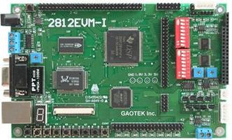 TI DSP Evaluation Board (2812EVM-I)