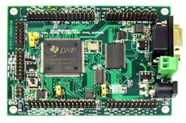 EVM2812 TI DSP Evaluation Board