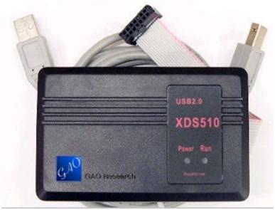 XDS510 USB 2.0 Enhanced TI DSP Emulator