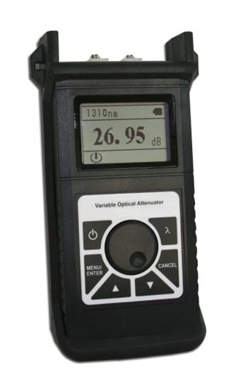 Handheld Optical Variable Attenuator